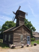 Amana's windmill house dates to 1880