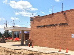 Charles A. Lindbergh Elementary is currently undergoing renovations