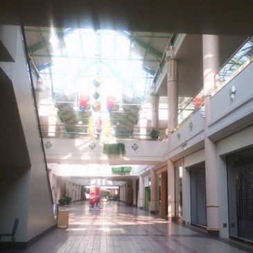 Dying mall