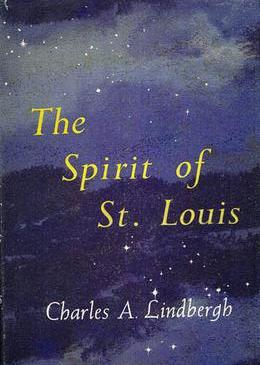 Lindbergh, The Spirit of St. Louis (1st ed., 1953)