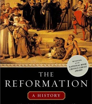 MacCulloch, The Reformation