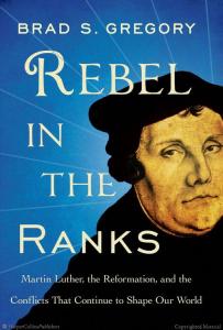 Gregory, Rebel in the Ranks