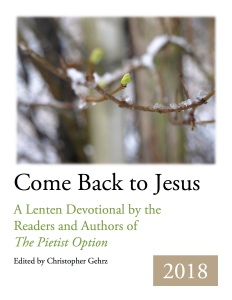 Cover of Come Back to Jesus