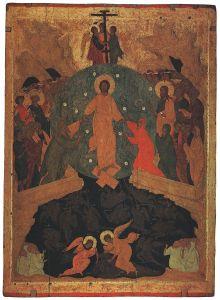 Dionisius, The Harrowing of Hades