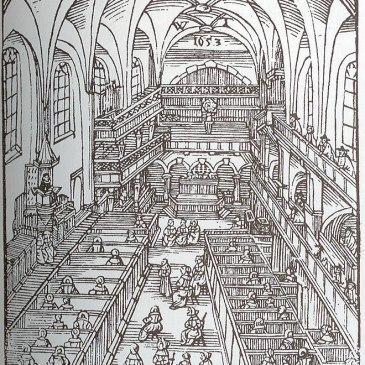 Frankfurt's Barfüßerkirche