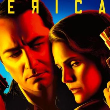 The Americans - season 6 poster