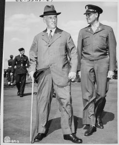Henry L. Stimson in Berlin, 1945