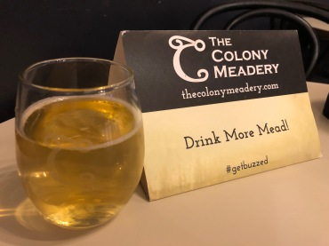 Mead from Colonial Meadery