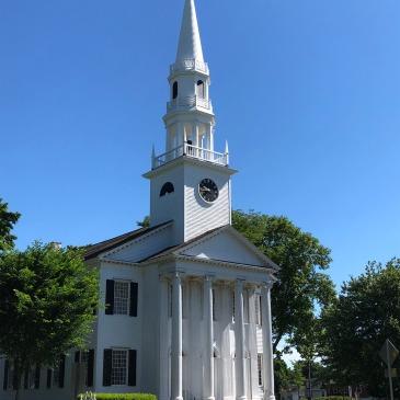 First Congregational Church of Litchfield, Connecticut