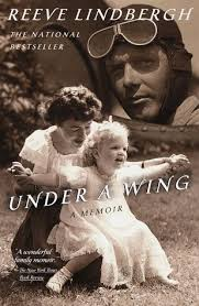 Lindbergh, Under a Wing