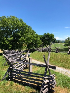 "Antietam's sunken road (or ""Bloody Lane"")"