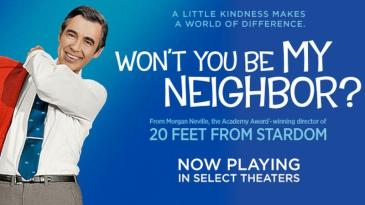 Poster for the film Won't You Be My Neighbor