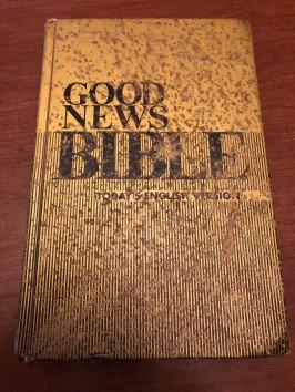 My childhood Bible