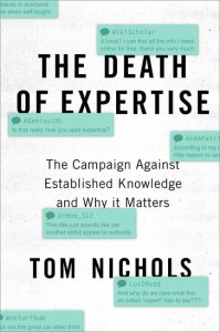 Nichols, Death of Expertise