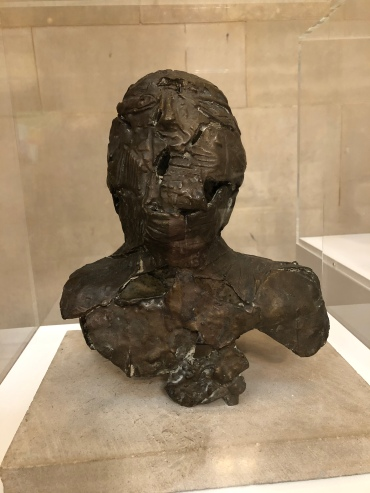 Paolozzi, Shattered Head