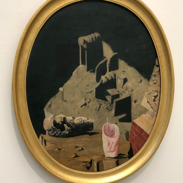 Ernst, Die Ruine