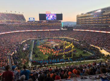 Super Bowl L halftime show