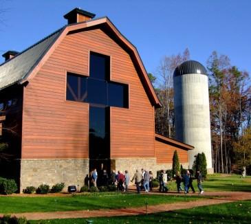 Billy Graham Library in North Carolina