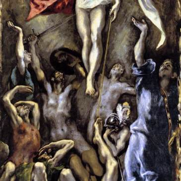 El Greco, The Resurrection