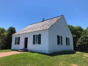 "The German Baptist (""Dunker"") church where the Battle of Antietam began - all Antietam photos CC BY-SA 4.0 (Chris Gehrz)"