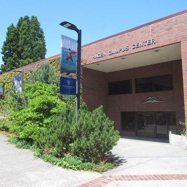 Campus Center at Concordia University in Portland, OR