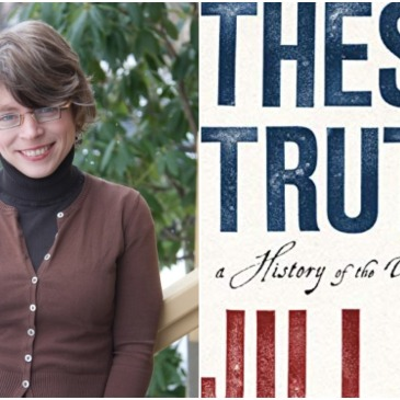 Jill Lepore & These Truths cover