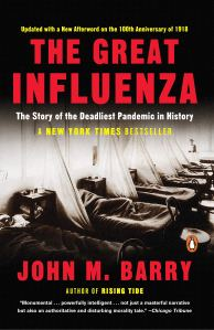Barry, The Great Influenza