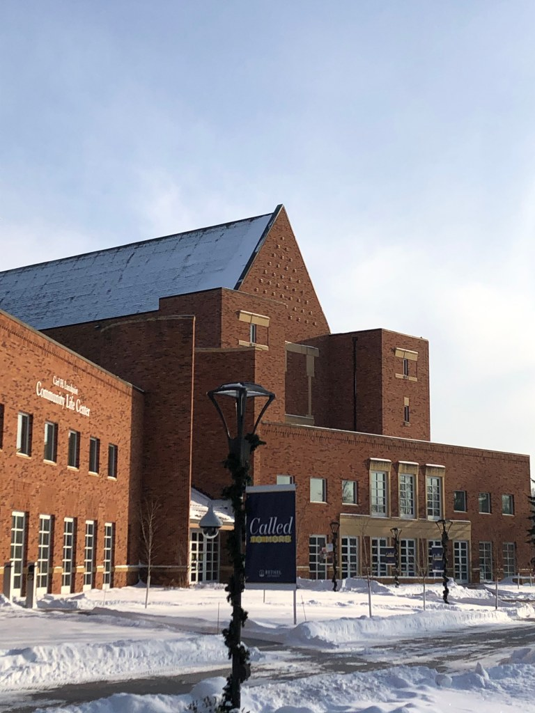 Lundquist Community Life Center and Benson Great Hall, Bethel University