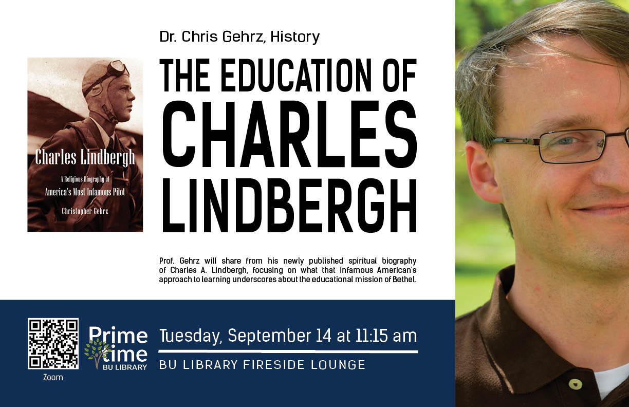 The Education of Charles Lindbergh